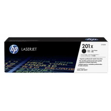 HP 201X High Capacity Black Orig. LJ Toner CF400X