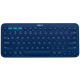 K380 Multi-Device Bluetooth® Keyboard Blue