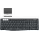 K375s Multi-Device Wireless Keyboard and Stand Com